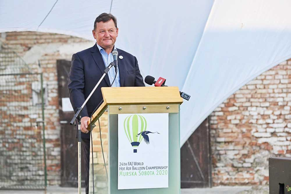 Dr. Aleksander Jevšek, župan Mestne občine Murska Sobota