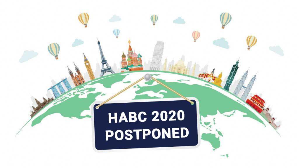 HABC2020 postponed