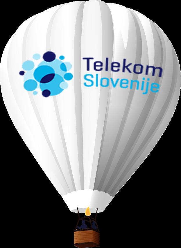 Sponzor Telekom Slovenije